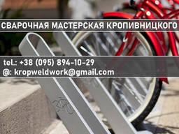 Велопарковка Парковочные барьеры Отбойники Ограничители