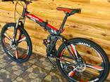 Велосипед горный на литых дисках - фото 2