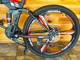Велосипед горный на литых дисках - фото 4