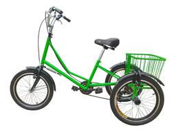 """Велосипед трёхколёсный """"Городской 20"""""""