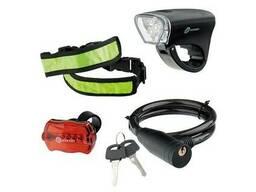 Велосипедный набор Stern (передние и задние фонари. ..