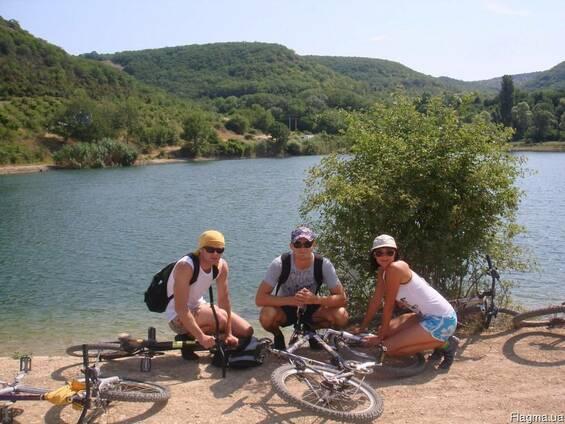 Велосипеды на прокат по горам и лесу