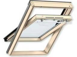 """Velux Optima - """"эконом"""" мансардные окна"""