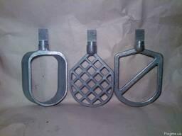 Венчики кремовзбивальных механизмов для приводов ПУ-0.6 и П-2