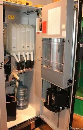 Вендинговый кофейный автомат Rheavendors Luce X2 Touch TV