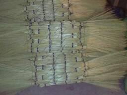Веник хозяйственный технический , материал -сорго