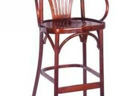Венский ирландский высокий барный стул