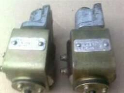 Вентиль электропневматический ВВ-34 75В