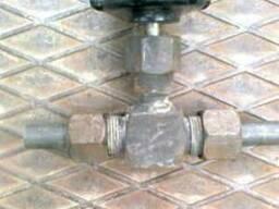 Вентиль игольчатый 15с54бк2 Ф=15 мм.