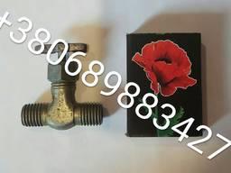 Вентиль игольчатый стальной Ду-4 Ру-16