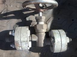 Вентиль кислородный рамповый КС7141