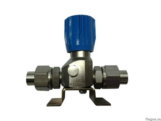 Вентиль кислородный ВМ-01, клапан кислородный к-1104