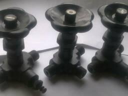 Вентиль (клапан, кран) трехходовой изделие 5311, 5312, 5313