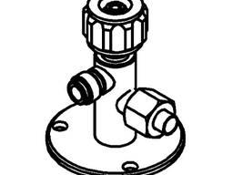 Вентиль латунный 1/2 (15) внутренний-наружный