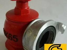 Вентиль пожарный Ду-65 чугунный угловой Одесса