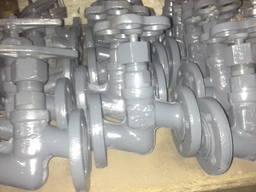 Вентиль стальной 15с12п (бк)Ду 20, 25, 32