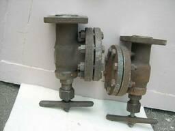 Вентиль угловой – для аммиачных цистерн