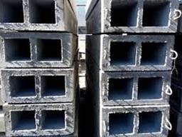 Блоки вентиляционные бетонные