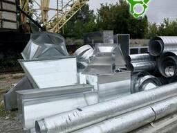 Вентиляционные каналы, воздуховоды