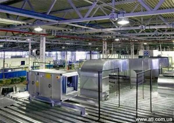-Вентиляционные системы, воздуховоды, вентиляторы в Одесс