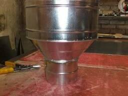 Вентиляционные трубы купить в Харькове S = 0,7 mm