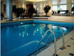 Вентиляция и осушения воздуха помещения бассейна в Одессе