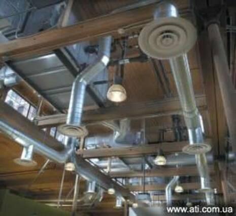 Вентиляция в Одессе. Проектирование и монтаж систем