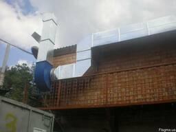 Вентиляция, дымоходы, воздуховоды, жестяные изделия. - photo 2