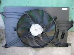 Вентилятор диффузор радиатора Opel Vectra C