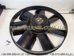 Вентилятор Iveco Eurocargo Ивеко Еврокарго