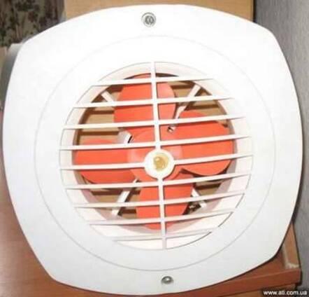 Вентилятор кухонный вытяжной