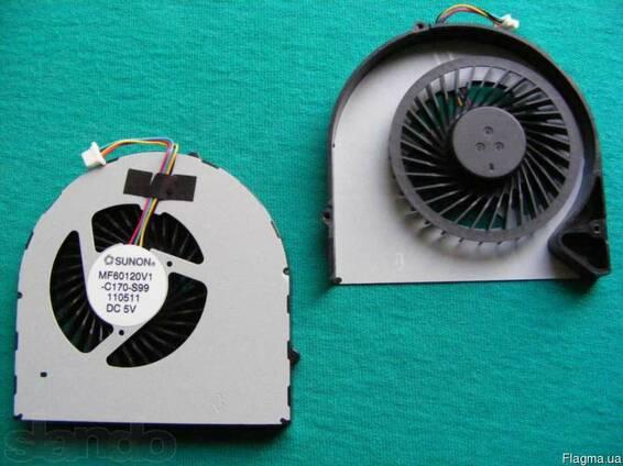 Вентилятор Кулер ACER Aspire 5560G 5560 новый MF60120V1-C170