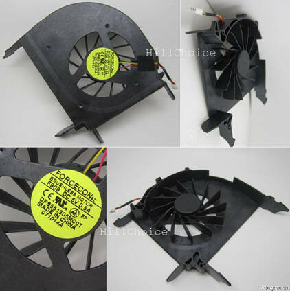 Вентилятор Кулер HP DV7-2000 DV7-2100 - новый