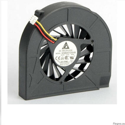 Вентилятор кулер Hp G50, G60, G70\ серии (Intel) новый
