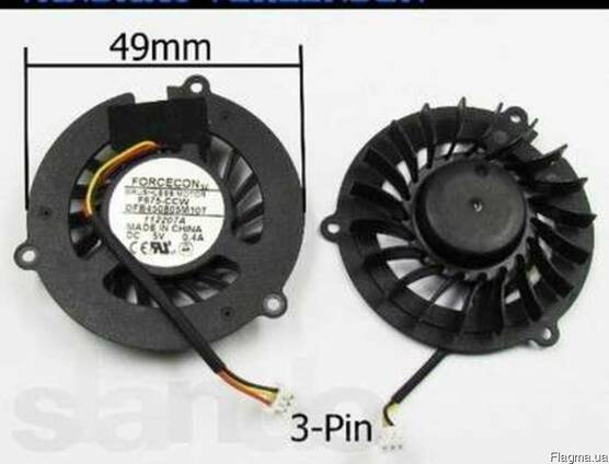 Вентилятор Кулер MSI PR600 MS-1435 EX700 GX400