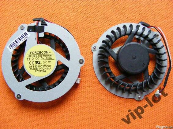 Вентилятор Кулер Samsung R467 NP-R467 R470 NP-R470