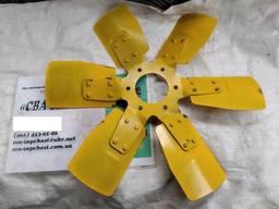 Вентилятор МТЗ ЗІЛ-5301 6-ти лопатевої (метал) 245-1308040