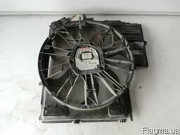 Вентилятор охлаждения двигателя диффузор BMW X5 E53 E70 F15