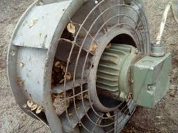 Вентилятор осевой ILKA