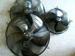 Вентилятор осевой, вентилятор с внешним ротором осевой