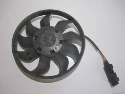 Вентилятор радиатора 7L0959455E AUDI Q7 Touareg разборка