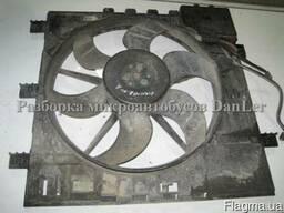 Вентилятор радиатора диффузор Мерседес Вито 638