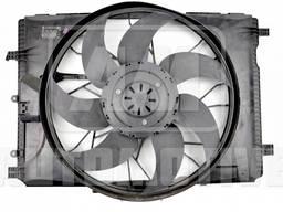 Вентилятор радиатора Mercedes С-Class W204/E-Class W212