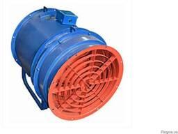 Вентилятор шахтный ВОЭ-5 У- 2 исполнение 1