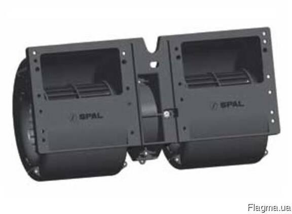 Вентилятор SPAL 011-А40-22 (011-А46-22) 12V для трактора МТЗ