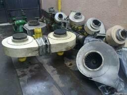 Вентилятор судовой центробежный 45цс-11а