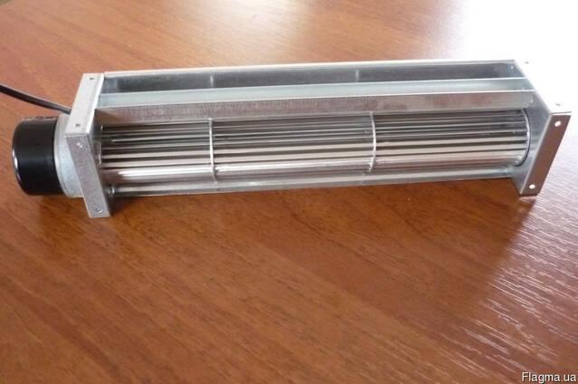 Вентилятор тангенциальный 24B