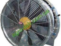 Вентилятор, вентиляторный блок для опрыскивателя