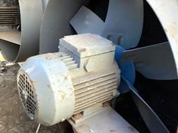 Вентиляторы охладителей
