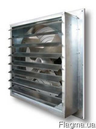 Вентиляторы осевые для животноводства ВО-5, 6 ; ВО-6, 3 ; ВО
